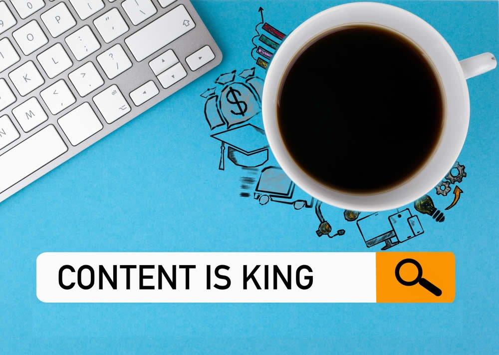 ¿Por qué el contenido es el rey?